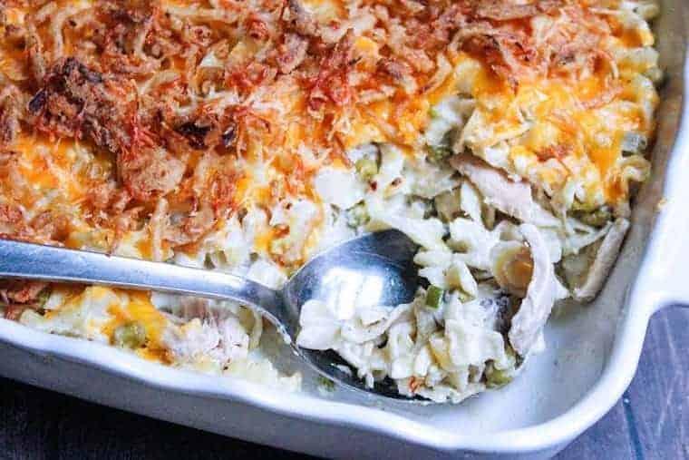 Recetas de fideos con atun y queso crema