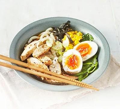 receta de sopa de fideos japonesa
